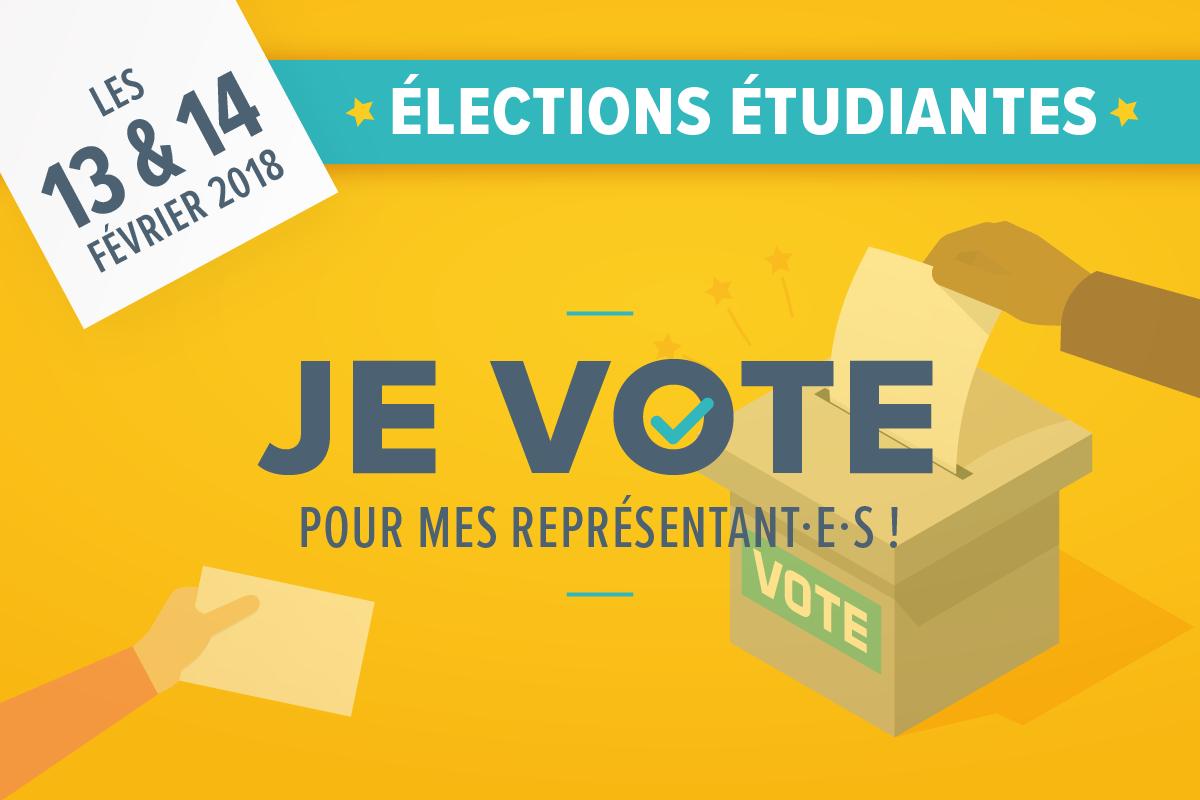 Elections aux conseils centraux 2018 : mode d'emploi pour les étudiant.e.s
