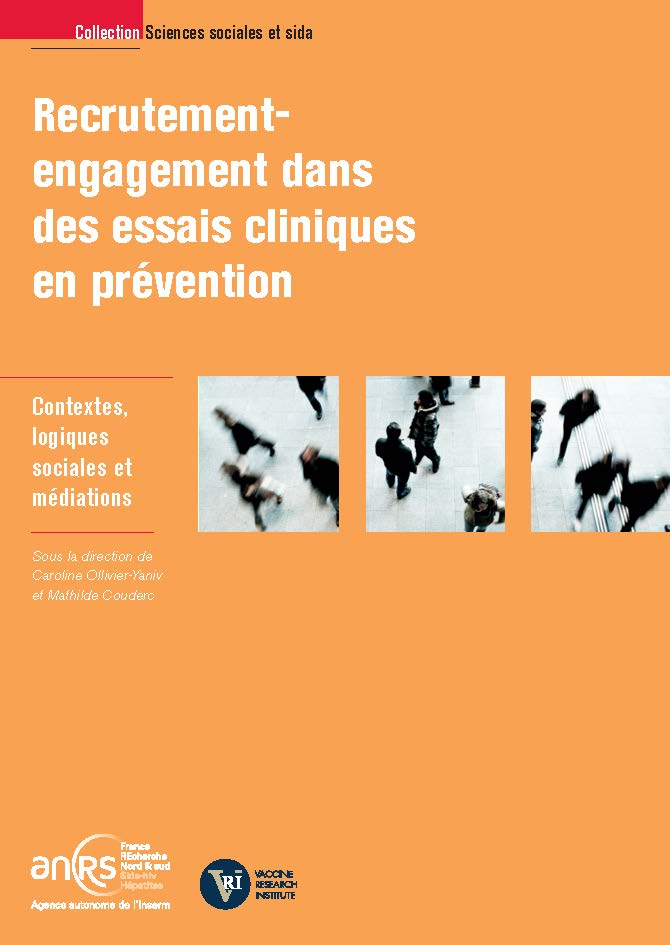 Recrutement-engagement dans des essais cliniques en prévention